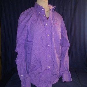 Panhandle Slim Western Button Down Shirt. Women. M